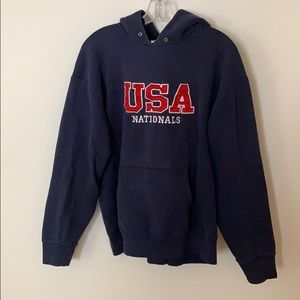 USA nationals hoodie